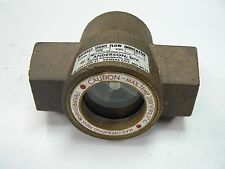 W.E. Anderson Midwest Sight Flow Indicator, 1 Inch, Model: 300