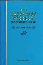 The Happiness Project One-Sentence Journal: A Five-Year Record: By Rubin, Gre...