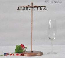NEW Rotating Necklace Bracelet Display Stand Jewelry Display Stand 23 Hooks USA