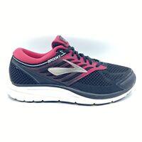 Brooks Womens Addiction 13 1202531B070 Black Pink Running Shoes 8 Wide