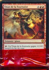 MAGIC  1 CARTE PROMO FOIL TITAN DE LA FOURNAISE