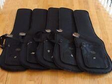 NEW LOT OF 5 Fender Deluxe Padded Strat Tele GIG BAGS Guitar Stratocaster