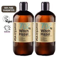 Naissance Hamameliswasser destilliert - 1 Liter (1 L / 2 x 500ml) - Witch Hazel