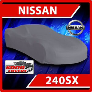 Fits. [NISSAN 240SX] CAR COVER - Ultimate Full Custom-Fit All Weather Protection