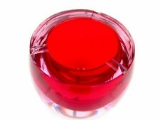 Signed GIANT Murano Cenedese AlexandriteArt Glass Bowl Antonio Da Ros No 15