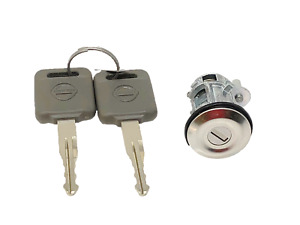 Genuine Nissan Titan Bed Box Lock Cylinder & Keys H4660-7S215