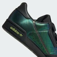 Adidas Continental 80 Women's Size 6.5 Green Black Gold EE8738