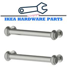 1121 DCD Door Handle New Old Stock Ideal Bore Latch Aluminum Dull Finish No