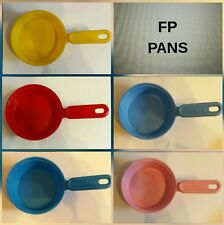 Vintage Fisher Price Fun with Play Food 4 Little Tikes Frying Pan YOU PICK