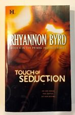 Touch of Seduction by Rhyannon Byrd (2010, Paperback)