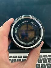 Nikon Nikkor - S Auto f1.4 50mm