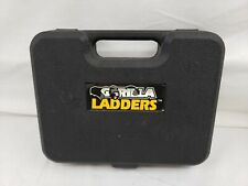 Gorilla Ladders 4 n 1 Aluminum Static Hinge Accessory Kit w/ Wrenches & Case