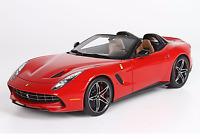 BBR BBRC182F  - Ferrari F60 America rouge course   1/43