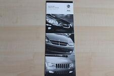 76737) Chrysler Voyager 300 M Neon Stratus - Preise & Extras - Prospekt 03/1999