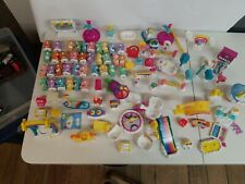 94 Pvc Care Bears And Accessories 94 Pieces