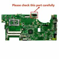 For ASUS G73S G73SW Motherboard 3D Connector 60-N3IMB1000 Mainboard Test Ok