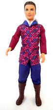 Barbie / Ken-The Diamond Castle-Prince Jeremy Doll - 2007 Mattel