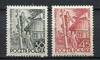 35609) Poland 1951 MNH New Electrification 2v