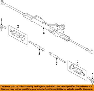Chevrolet GM OEM 12-15 Sonic Steering Gear-Outer Tie Rod End 95952936