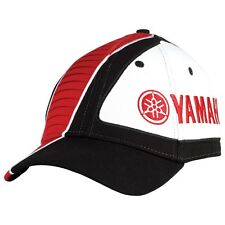 NEW YAMAHA ON THE ROAD HAT RED BLACK WHITE CASUAL FIT