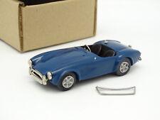 Auto Replicas Kit Monté 1/43 - AC Cobra Bleue
