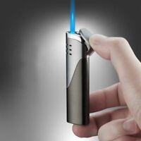 Cigar Torch Jet Lighter Adjustable Refillable Gas Cigarette Windproof Lighters