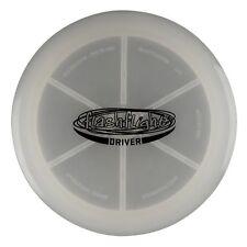 Nite Ize Flashflight LED Disc Golf Disco Driver Light-Up Frisbee Golf (OPEN BOX)