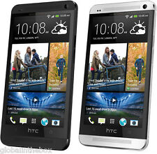 HTC One M7 LTE 4G GPS WIFI Android 32GB Unlocked Smartphone Beats Audio A+Stock