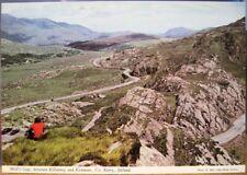 Irish Postcard MOLL'S GAP Lakes Killarney Ireland Ring of Kerry John Hinde 2/381