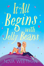 Weetman, Nova-It All Begins With Jelly Beans BOOKH NEW