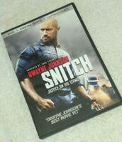 Snitch DVD Dwayne The Rock Johnson