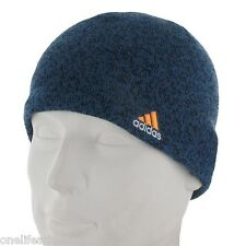 ADIDAS CLIMAWARM NEW Mens Ultimate Beanie Blue Polyester OSFA