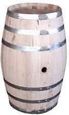 100 L Tonnelet Artisanat Fût Tonneau tonneaux Bois Fûts de vin en châtaigne