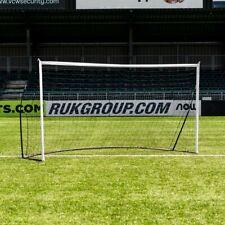 Pop-Up Soccer Goal [12 x 6] | Portable Training Indoor Outdoor Backyard Goal