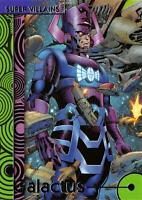GALACTUS / 2013 Marvel Fleer Retro (Upper Deck) BASE Trading Card #53