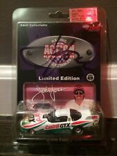 John Force - 1997 1:64 Castrol Pontiac Funny Car Autographed