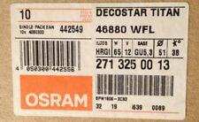 10 x Osram Halogen DEKOSTAR TITAN 12V/65W GU 38° GU5,3 Halogenlampe 46880 WFL