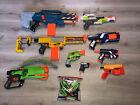 NERF Gun / Blaster Bundle 9 Blasters + 80 Darts, Nerf N-strike Bundle