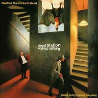 Manfred Mann's Earth Band - Angel Station (NEW CD)