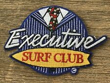 Executive Surf Club Surfing Patch 4�