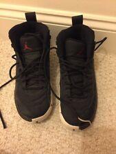 Nike Air Jordan BG GS Size 5.5Y Neoprene Black Gym 153265-004