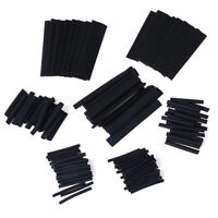127pcs 7 Sizes 2:1 Electronic Heat Shrink Tubing Tube Sleeve Wrap Wire B A8A