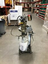 New listing Used Graco 205-038 Air Motor President Air-Powered Pump With Ram