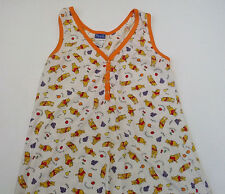 Disney Winnie the pooh sleevless short  night gown sleepwear size small