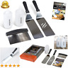 Professional Blackstone Griddle Spatula Kit Accessory Grill Tool Scrapper Frying