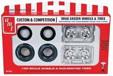 AMT [AMT] 1:25 Drag Gasser Wheels and Tires PP005 AMTPP005