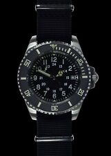 MWC U.S Pattern 24 Jewel Automatic Military Divers Watch with Sapphire Crystal