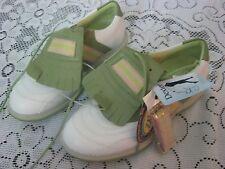 Dexter Carin Koch Kilted DryZ Golf Cleats Shoes Womens 7M Malibu Gft40-9 Saddle