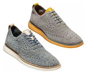Cole Haan Men's Shoes Original Grand Stitchlite Wing Tip lightweight Oxford