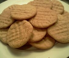 Homemade DOUBLE Peanut Butter Cookies! 2 Dozen!